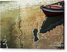 Acrylic Print featuring the photograph Dreamy Waters by Yuri Santin