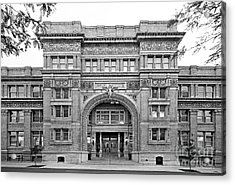 Drexel University Main Building Acrylic Print