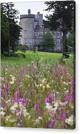 Dromoland Castle  Ireland Acrylic Print by Pierre Leclerc Photography