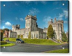 Dromoland Castle Acrylic Print by Noah Katz
