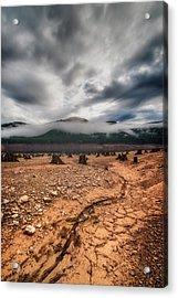 Acrylic Print featuring the photograph Drought by Ryan Manuel