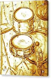 Drummers View II Acrylic Print