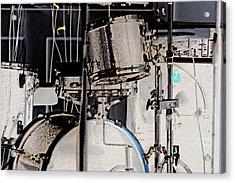 Drummin Acrylic Print