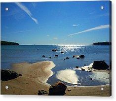 Drummond Shore 1 Acrylic Print