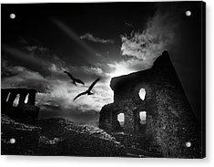 Dryslwyn Castle 3b Acrylic Print