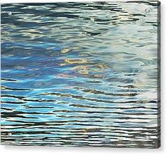 Dual Reflections Acrylic Print by Susie Gillatt