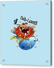 Dub-loons Acrylic Print