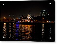 Dubai Creek 09 Acrylic Print