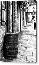 Dublin Street Acrylic Print