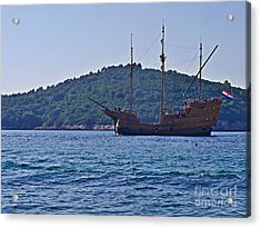 Dubrovniks Game Of Thrones  Acrylic Print