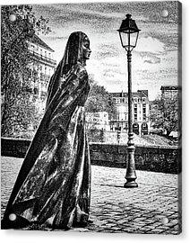 Duchesse Anne Acrylic Print