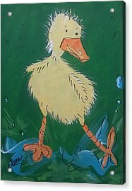 Duckling 3 Acrylic Print