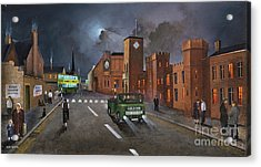 Dudley, Capital Of The Black Country Acrylic Print