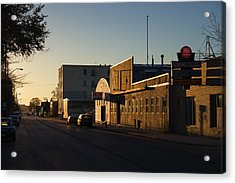 Dufferin Acrylic Print by Bryan Scott