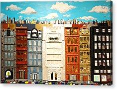 Duke Ellington Boulevard Acrylic Print