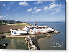 Duke Of Lancaster 1 Acrylic Print by Steev Stamford