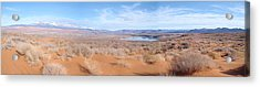 Dune Acrylic Print by Anthony Haight