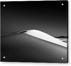 Dune Acrylic Print by Joseph Smith