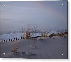 Dune View 2 Acrylic Print by  Newwwman