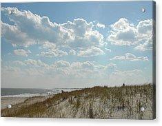 Dunes 32 Acrylic Print by Joyce StJames