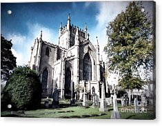 Acrylic Print featuring the photograph Dunfermline by Anthony Baatz