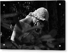 Dunkelheit - Darkness Acrylic Print