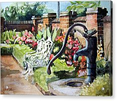 Dunleith Plantation Natchez Ms Acrylic Print