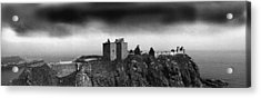 Dunnottar Castle Scotland Acrylic Print by Donald Buchanan