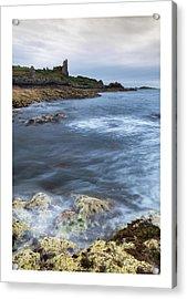 Dunure Castle Scotland  Acrylic Print
