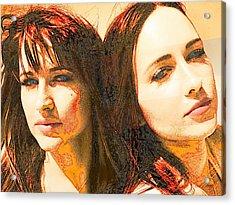 Duo Acrylic Print