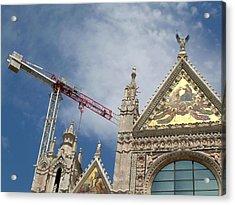 Duomo Di Siena Acrylic Print