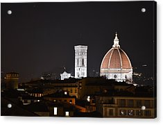 Duomo Up Close Acrylic Print