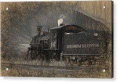 Durango And Silverton Train 2 Acrylic Print