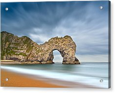 Durdle Door 1 Acrylic Print