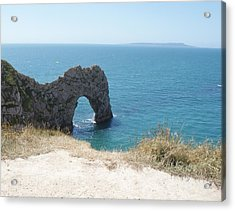 Durdle Door Photo 3 Acrylic Print