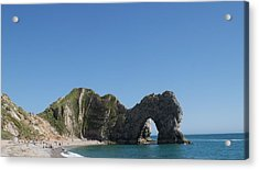 Durdle Door Photo 6 Acrylic Print