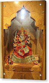 Durga, Ane Publishing, Delhi Acrylic Print by Jennifer Mazzucco