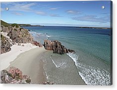 Acrylic Print featuring the photograph Durness - Sutherland by Pat Speirs