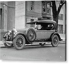 Dusenberg Car Circa 1923 Acrylic Print