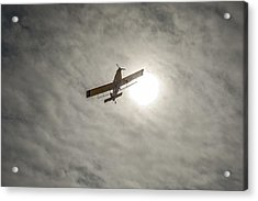 Duster's Sky Acrylic Print