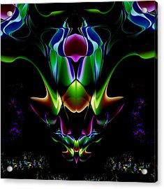 Duvet Cover 7 Acrylic Print