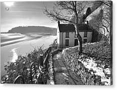 Dylan Thomas Boathouse 1b Acrylic Print