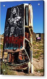 Dynasty Acrylic Print by James Marvin Phelps