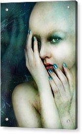 Dysthymia Acrylic Print
