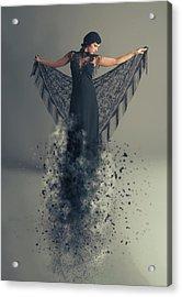 E L E G A N C E Acrylic Print by Nichola Denny