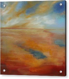 Each New Day Acrylic Print by Michele Hollister - for Nancy Asbell