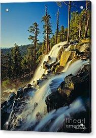 Eagle Falls Lake Tahoe Acrylic Print by Vance Fox