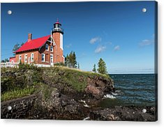 Eagle Harbor Lighthouse Acrylic Print