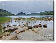Eagle Lake Acadia National Park Acrylic Print