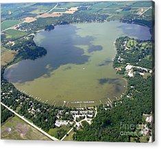 Eagle Lake Wisconsin Acrylic Print